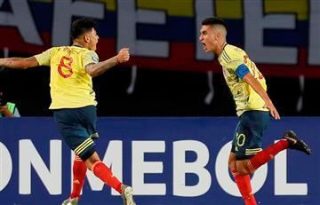 [VIDEO] Colombia sigue soñando con los Olímpicos tras derrotar a Venezuela