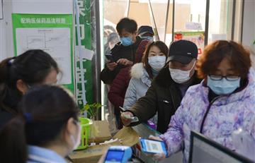 Coronavirus ya supera cifra de infectados por el SARS en 2003