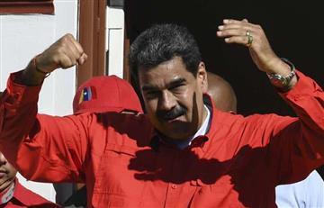 """Maduro asegura que """"es una ridiculez"""" que Duque pida Guaidó extradición de Merlano"""