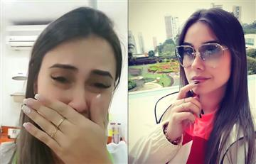 Entre lágrimas, Manuela Gómez lamenta la pérdida de un diente tras diseño de sonrisa mal practicado