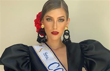 Nueva Señorita Colombia enamoró a sus seguidores con fotos sin maquillaje