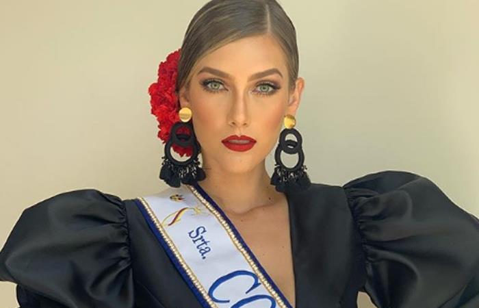 María Fernanda Aristizábal representará a Colombia en Miss Universo 2020. Foto: Instagram