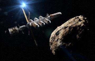 Un planetoide visitará la atmósfera terrestre el próximo 15 de febrero