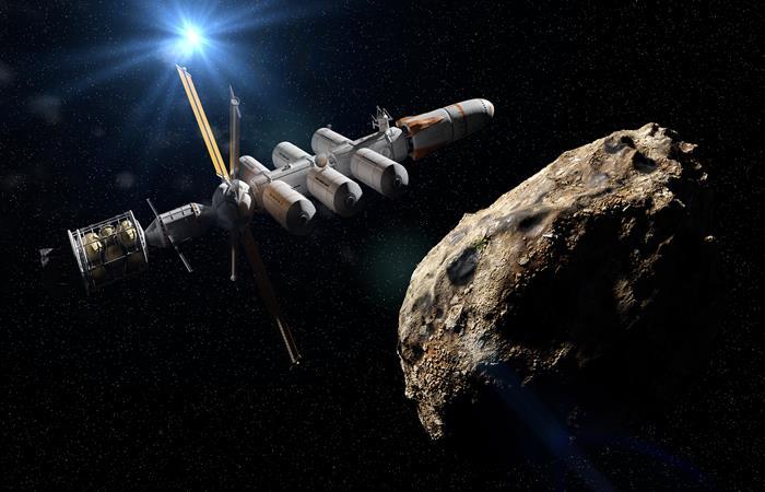 Esta roca está en la Lista Apolo. Foto: Shutterstock