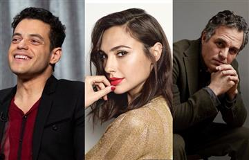 Rami Malek, Gal Gadot y Mark Ruffalo presentarán los Premios Oscar 2020