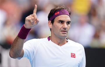 El dinero que debe pagar Roger Federer por maldecir en un partido