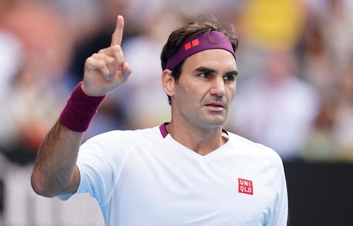 Sanción Roger Federer Abierto de Australia