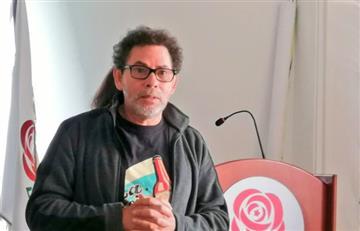 Reportan amenaza de muerte contra 'Pastor Alape', exlíder de las FARC