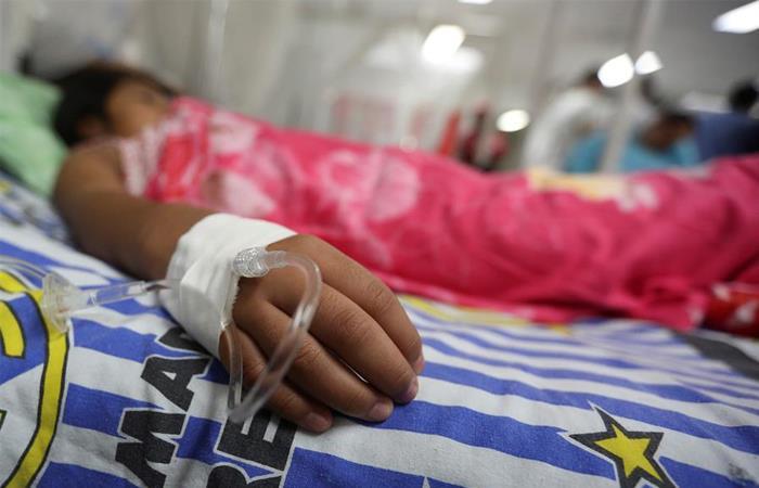 El dengue es una de las principales enfermedades en la región. Foto: EFE