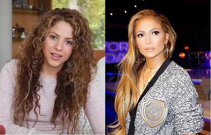 JLo y Shakira homenaje latinos Super Bowl