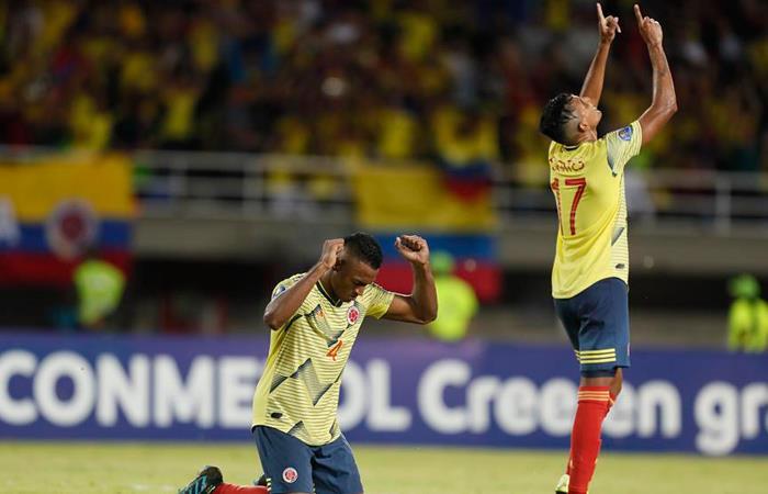 Sigue EN VIVO partido Colombia vs. Chile Preolímpico 2020