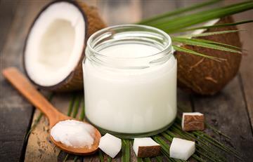 Amarás el aceite de coco cuando te enteres lo que puede lograr