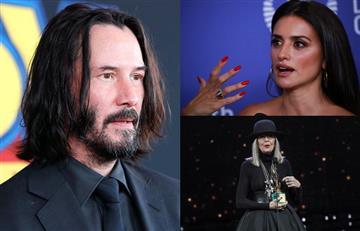 Penélope Cruz, Diane Keaton y Keanu Reeves se unen al grupo de presentadores en los Óscar