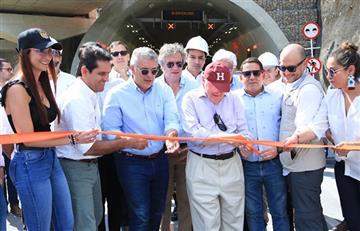 Desde este viernes se 'estrenaron' 10 kilómetros de la vía Bogotá-Villavicencio