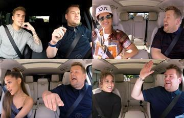 """Presentador del famoso """"Carpool Karaoke"""" confesó no manejar el carro en muchas de las entrevistas"""