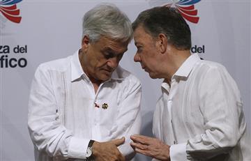 El consejo de Santos a Presidente chileno para calmar las manifestaciones en su país