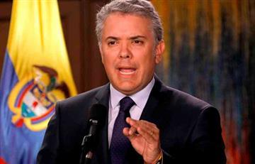 La fuerte y controversial respuesta de Duque a propuesta de Maduro