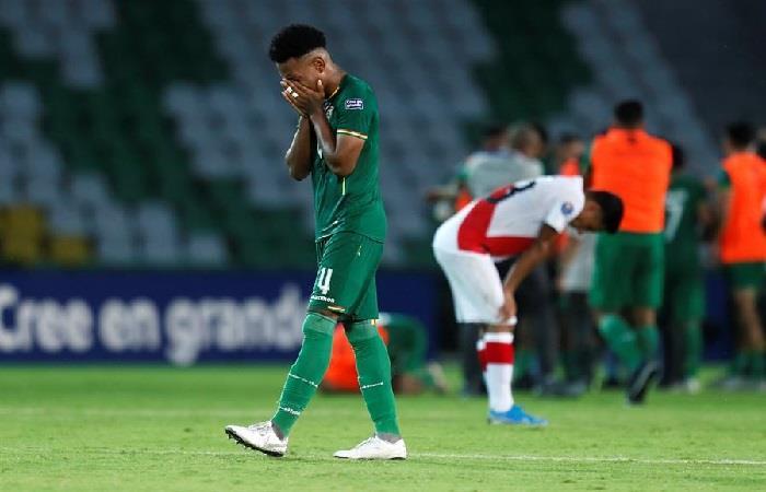 Bolivia derrota a Perú en el Preolímpico 2020