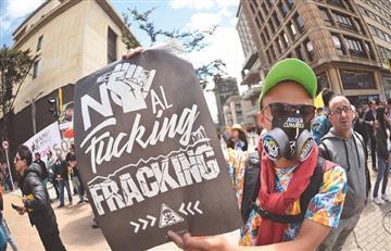 Tribunal ordenó la 'suspensión del fracking' en el país