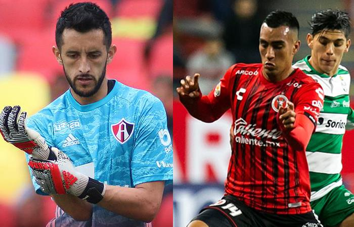 Conti y Correa marcaron dos golazos para Atlas