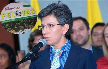 """Por decirle """"Alcaldesito de Bogotá"""" a Claudia López quieren demandar a revista en Manizales"""