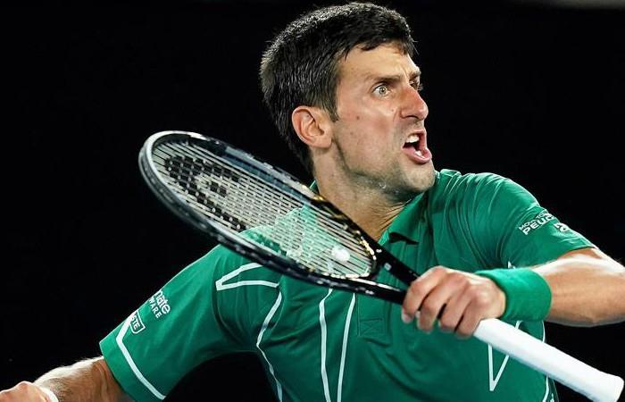 Djokovic es de nuevo campeón en Abierto de Australia. Foto: EFE