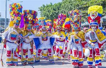 En la cuenta regresiva para el Carnaval de Barranquilla