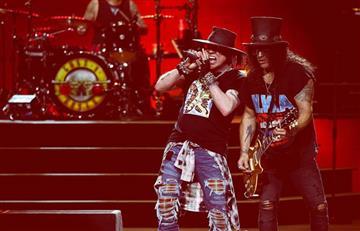 Guns N' Roses anuncia gira por Estados Unidos y Canadá