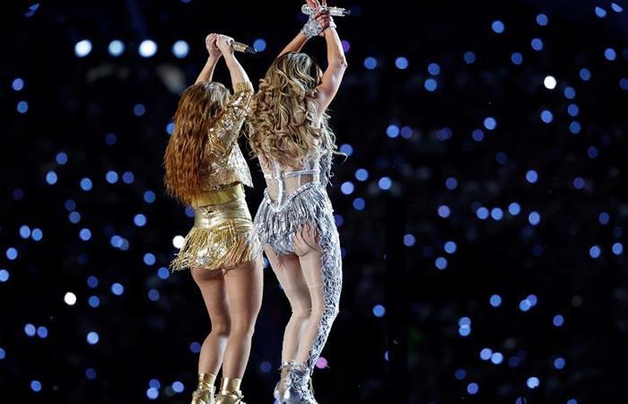 Polémica show Shakira Jennifer López Super Bowl 2020