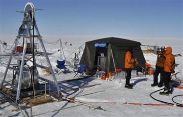 Científicos lograron fotografiar la base del Glaciar del Juicio Final y así luce