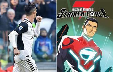 Está lista la primera publicación del cómic de Cristiano Ronaldo
