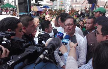 Petro propone adelantar Paro Nacional para el 24 de febrero