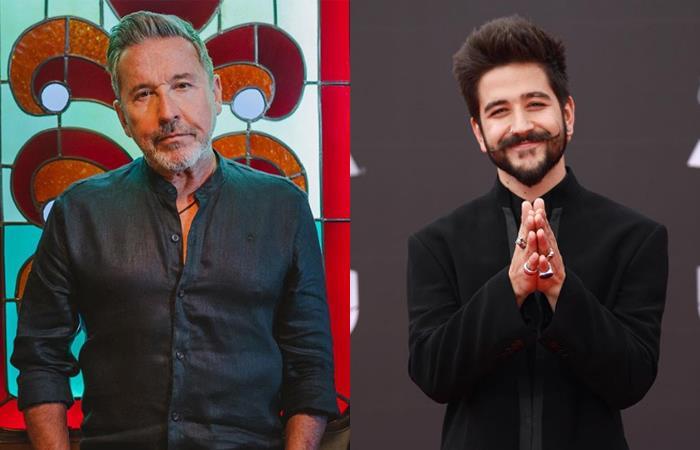 Mensaje Ricardo Montaner a Camilo