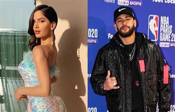 Reviven posible romance entre la ex de Maluma y Neymar por video en una fiesta del jugador