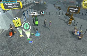 'The Recycling Heroes' es el videojuego de PS4 que te enseña el valor del reciclaje