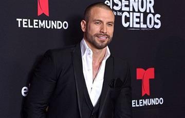 Rafael Amaya, actor que interpretó a 'El Señor de los Cielos', está desaparecido