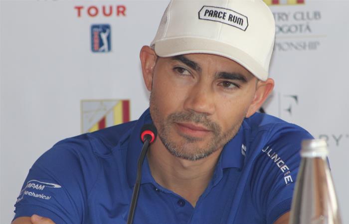 Camilo Villegas vuelve a competencia en 2020. Foto: Colombia.com