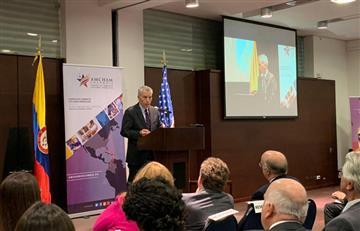 """""""Nos preocupa"""": Embajador de EE.UU. por salida de Uber de Colombia"""