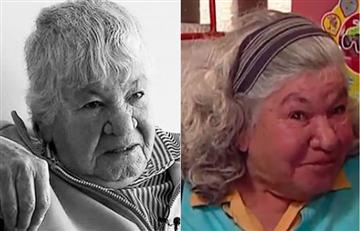 Actriz colombiana falleció en medio de la soledad