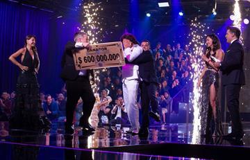 Roberto Carlos fue el imitador que se ganó 600 millones de pesos en 'Yo me llamo'