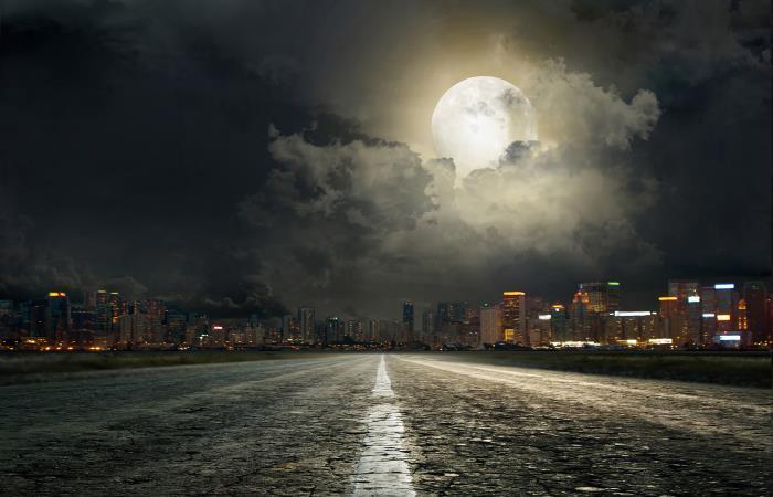 Astronomía: Super Luna Nieve