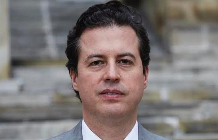 Juan Manuel Galán, político colombiano. Foto: Twitter