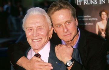 Murió Kirk Douglas, padre de Michael Douglas