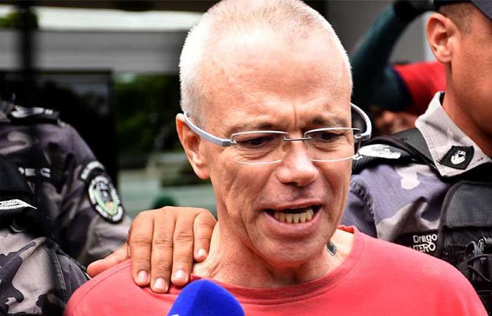 Jhon Jairo Velásquez, alias 'Pópeye'. Foto: Twitter