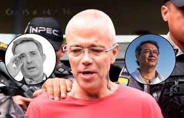 Los secretos de Álvaro Uribe y Gustavo Petro que 'Popeye' se llevó a la tumba
