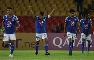 [VIDEO] Millonarios debutó con victoria en la Copa Sudamericana