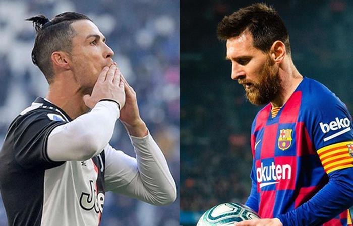 Cristiano Ronaldo y Messi siguen indestronables en el olimpo del fútbol. Foto: Instagram