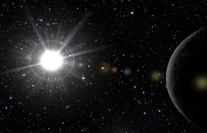 Mercurio: visible Tierra