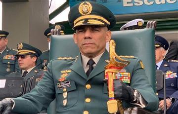 Comandante del Ejército causó polémica tras dar condolencias a la familia de El Popeye