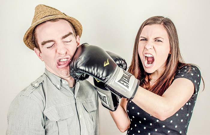 Superar discusiones pareja